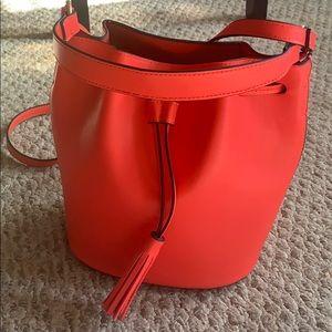 Red/Pink crossbody bag